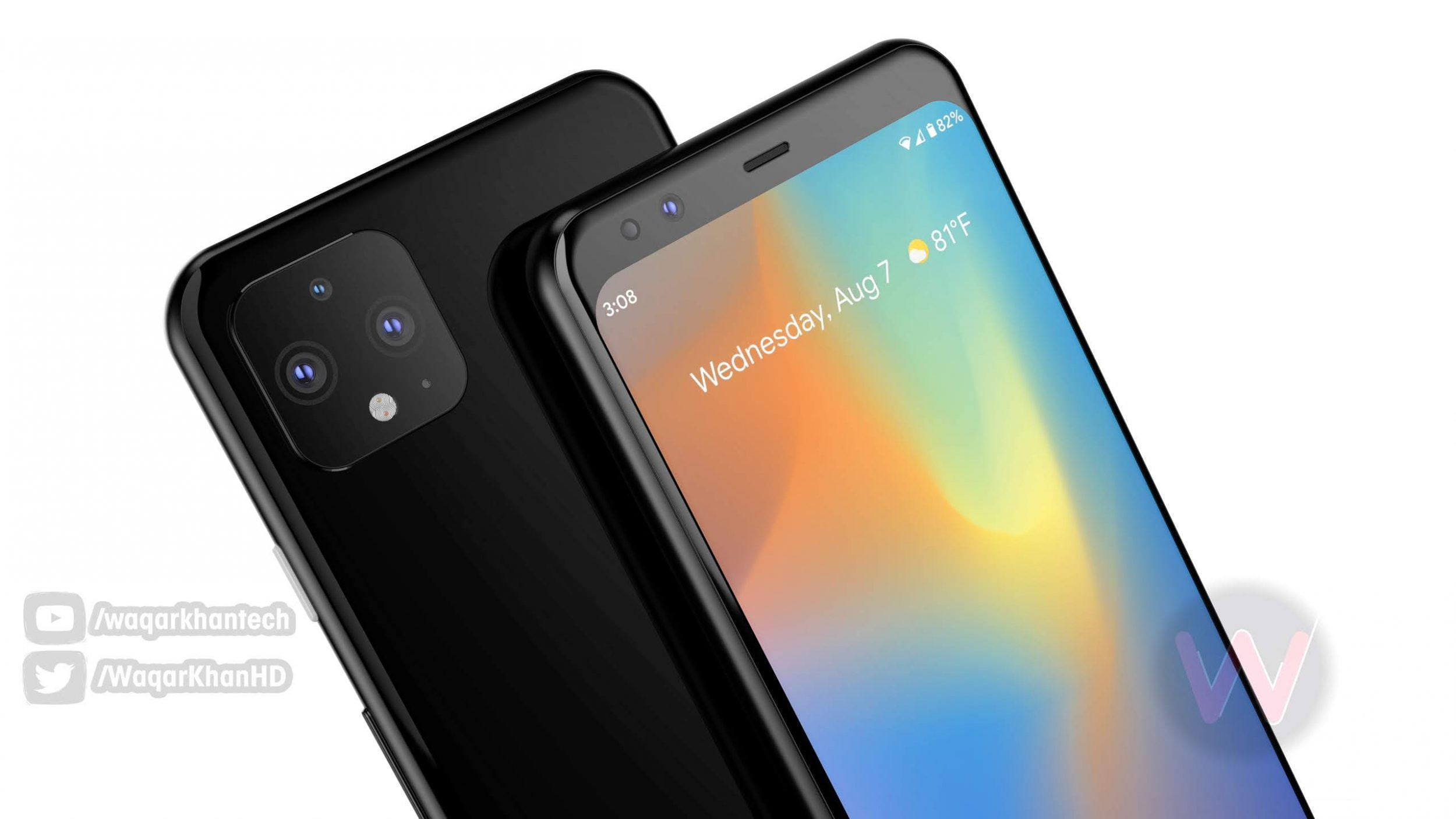 Pixel 4 passa per l'FCC in 4 varianti: 5G o Project Soli?