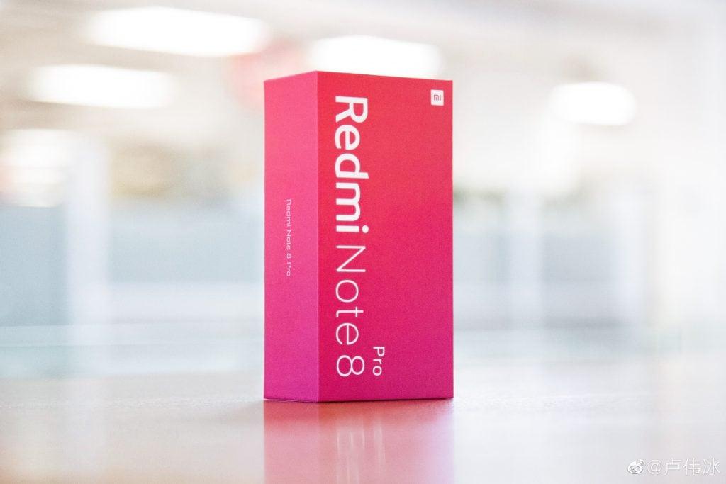 Redmi Note 8 Pro senza segreti: ora possiamo vedere anche la confezione di vendita (foto)