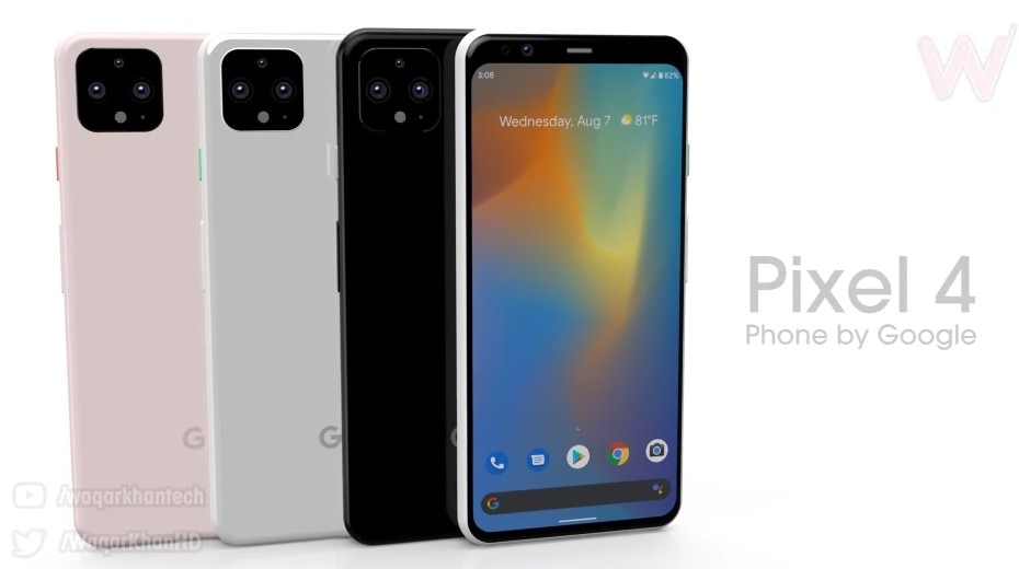 The Google Pixel 4 in a new video concept: will it be able to make you appreciate square cameras and the upper edge? 1