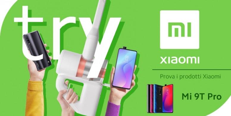 Volete provare Xiaomi Mi 9T Pro in anteprima? Ora potete grazie a #provaMI