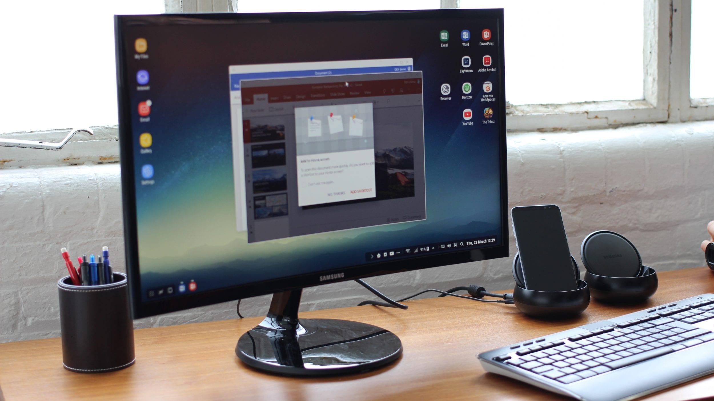 7 giorni con Samsung DeX su Galaxy S10 5G: una finestra sul futuro? (video)