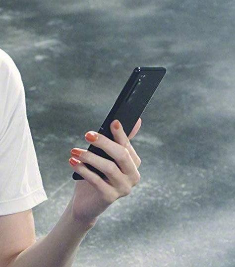 Ecco le prime immagini del successore di Sony Xperia 1