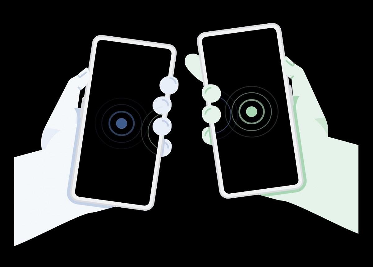 Fast Share si candida ad essere l'AirDrop di Android: uno sguardo approfondito a come funzionerà (foto)