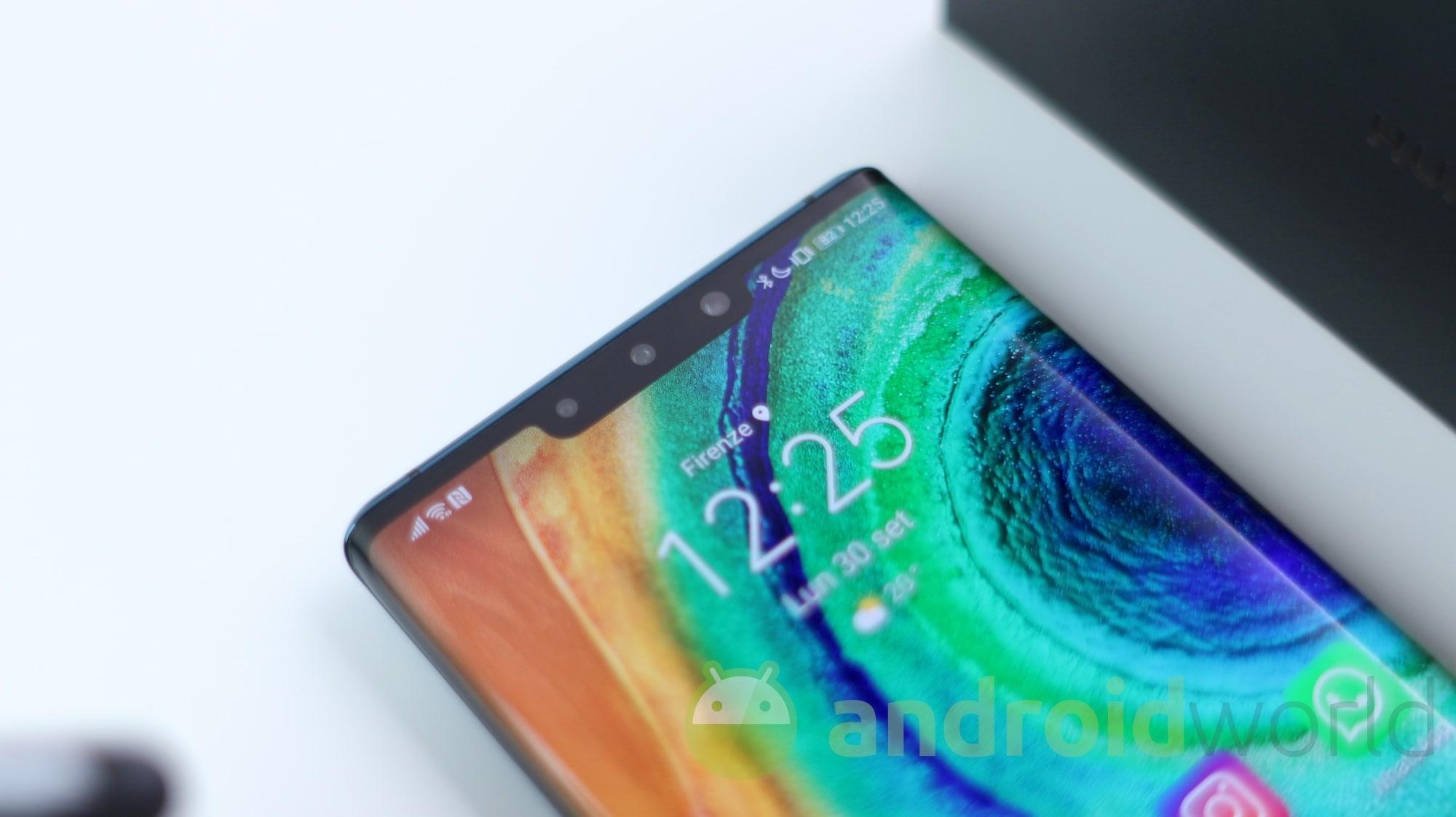 Huawei Mate 30 Pro / Pro 5G si aggiornano con le patch di aprile e qualche novità software (foto)