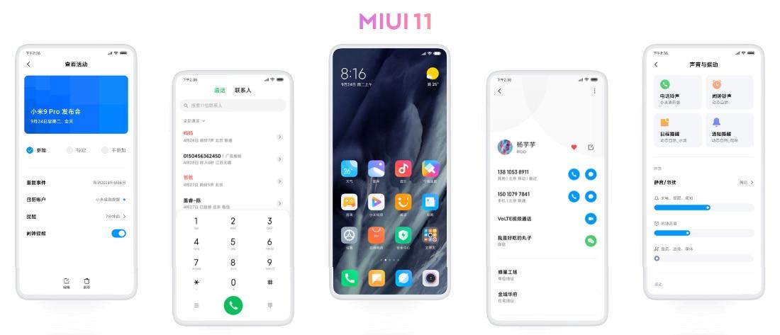 Utenti Xiaomi, ecco tutte le funzionalità che vi attendono con la MIUI 11 (foto)