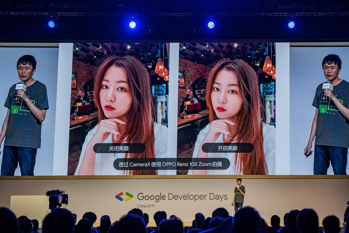 Le funzionalità HDR e Beauty di Oppo saranno utilizzabili dalle app di terze parti, il merito è di Google