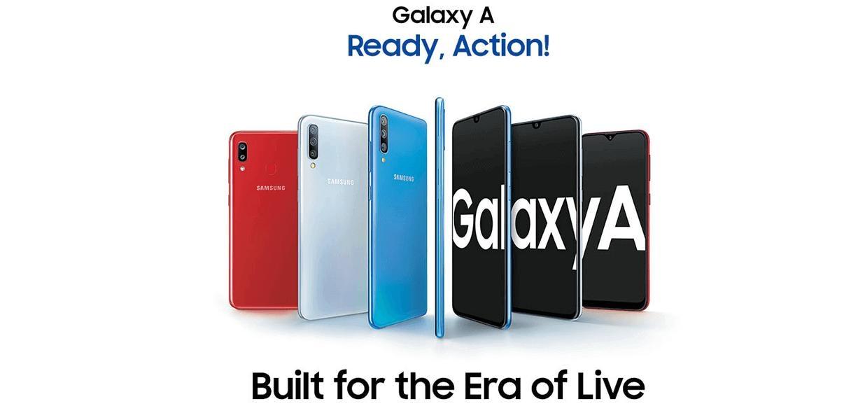 Samsung a lavoro su Galaxy A20s ed M30s: per chi ama i display grandi e la batteria da record (foto)