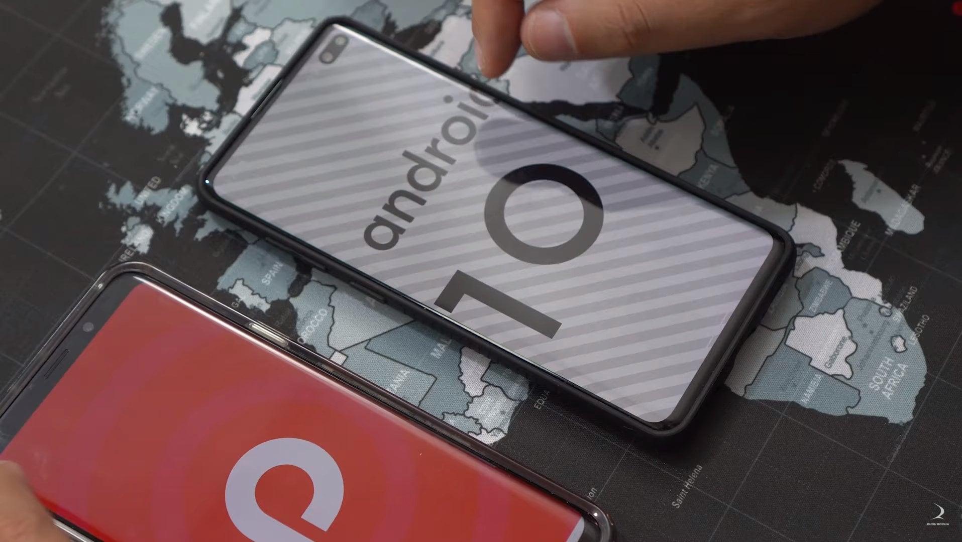 Android 10 per Samsung Note 10 e S10? Ecco quando partirà il programma di beta testing pubblico