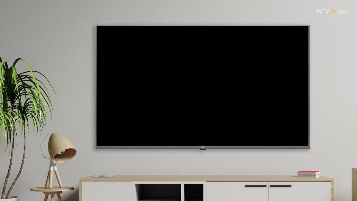 """Una nuova ondata di Xiaomi Mi TV travolge l'India: tutte 4K, fino a 65"""", a prezzi da acquolina in bocca (foto)"""