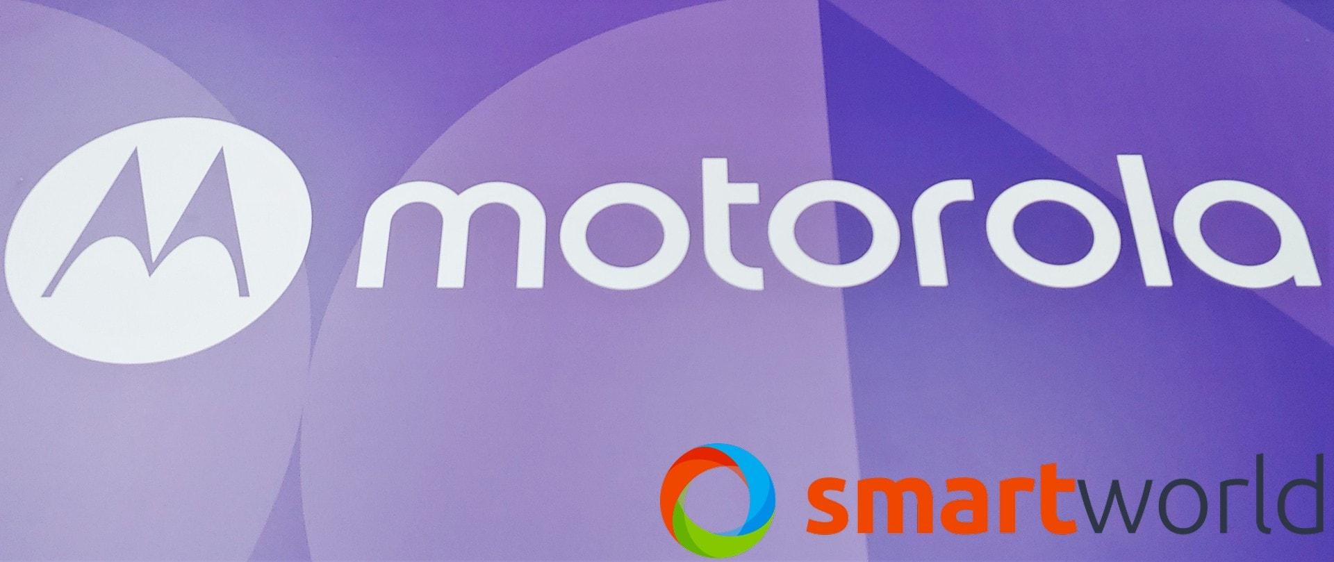 Motorola ha adocchiato un prossimo ingresso nel mondo degli smartphone rugged