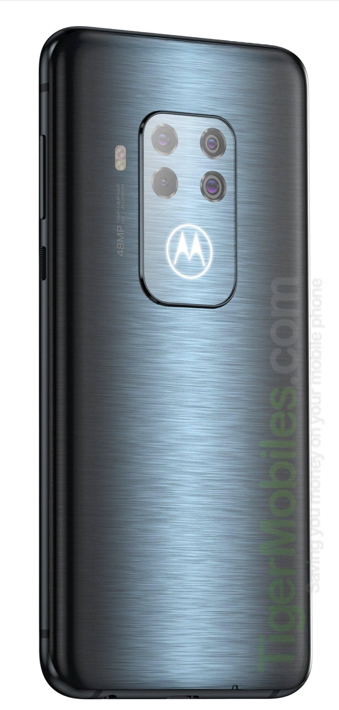 Un Android One con quadrupla fotocamera? Un leak svela il comparto fotografico di Motorola One Macro (foto)