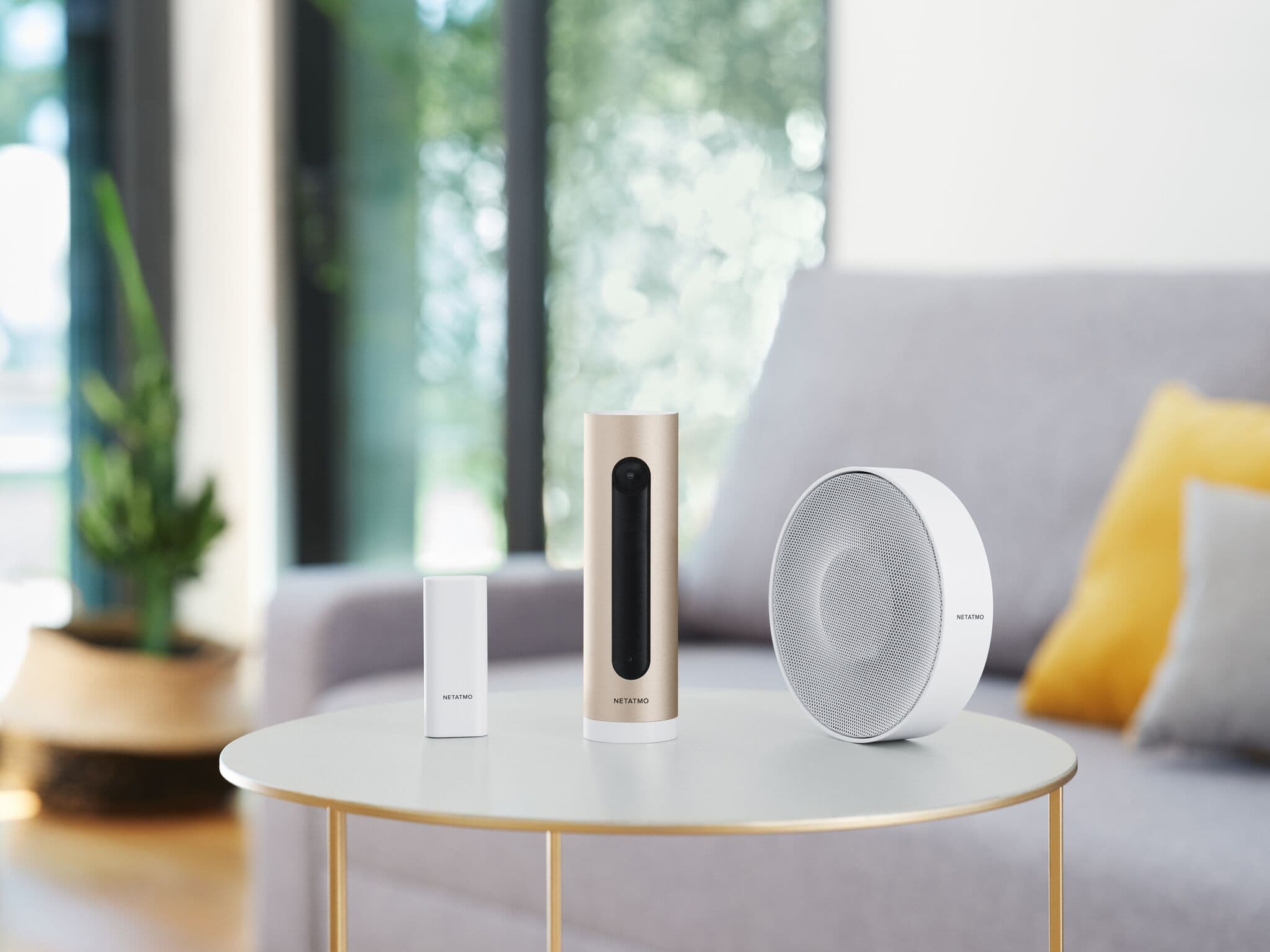 Netatmo protegge la vostra casa: ecco il nuovo sistema di allarme video intelligente presentato ad IFA (foto)
