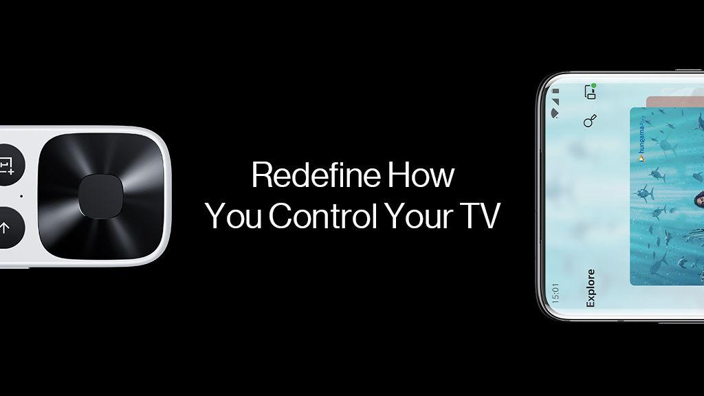 OnePlus TV e la tastiera del vostro smartphone saranno una cosa sola: una piccola anteprima (foto)