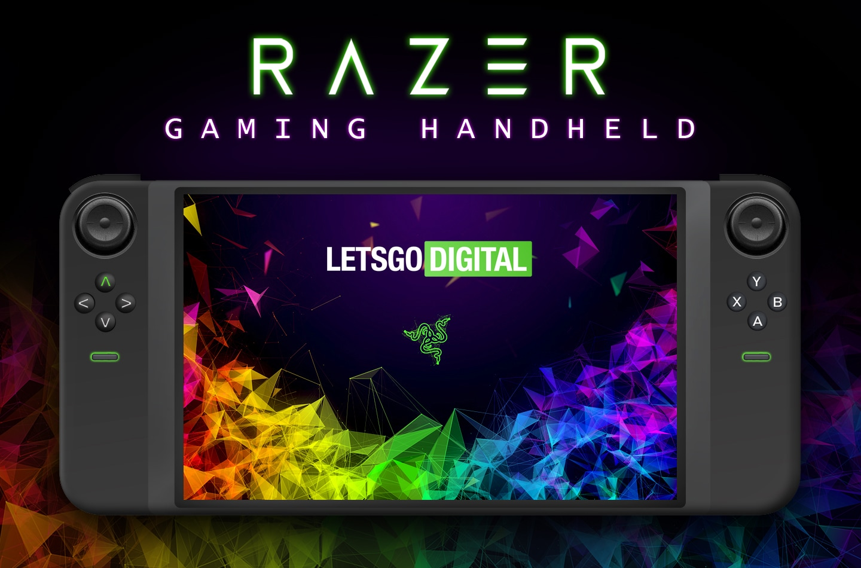 Razer pronta a dare un seguito ai controller per Razer Edge Pro? (Con un occhio ai Joy-Con di Nintendo Switch) (foto)