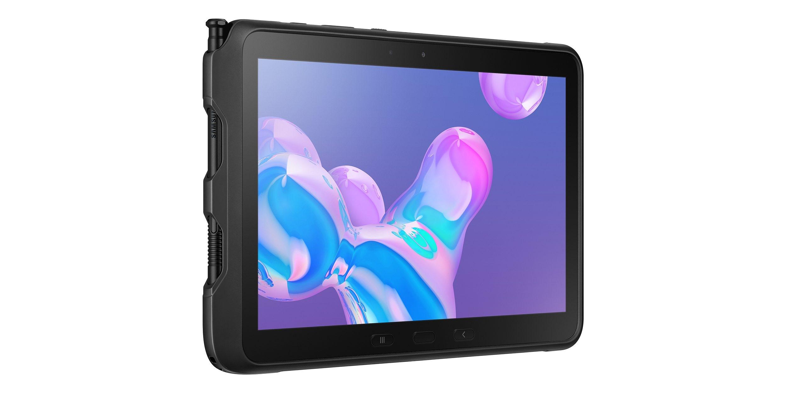 """Samsung lancia Galaxy Tab Active Pro: un tablet rugged 10"""" con S-Pen e DeX (foto)"""