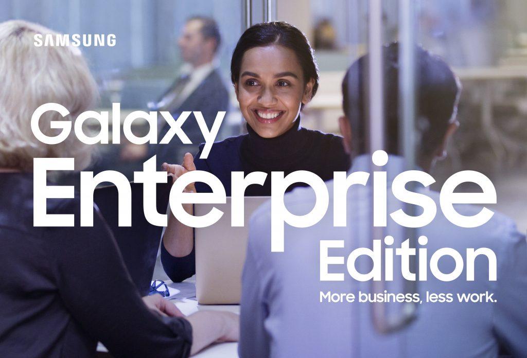 """Samsung """"Enterprise Edition"""": queste versioni riceveranno 4 anni di aggiornamenti di sicurezza"""