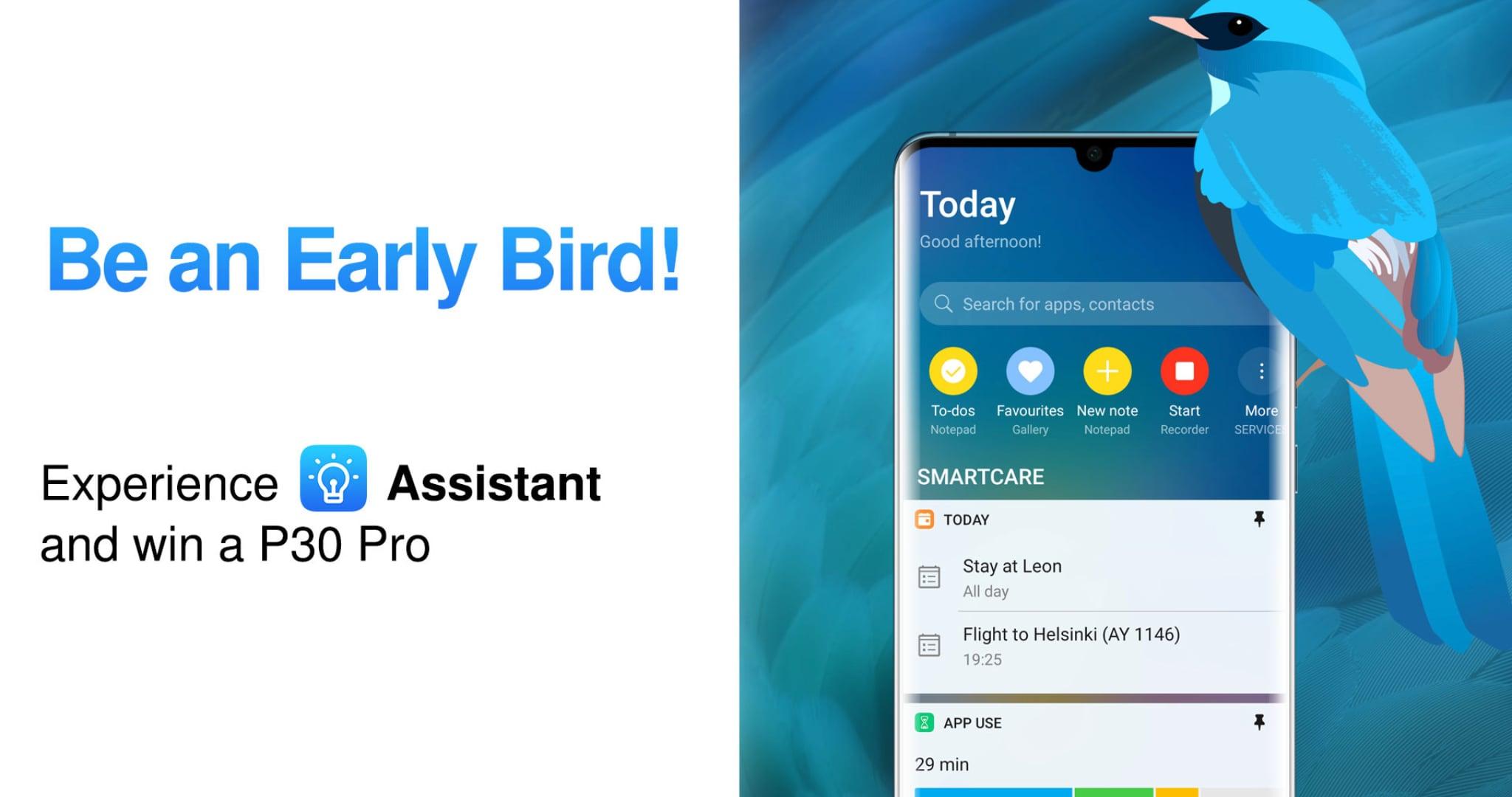 Huawei lancia la sfida a Google Assistant grazie al suo... Assistant. Potete provarlo subito, ecco come (aggiornato)