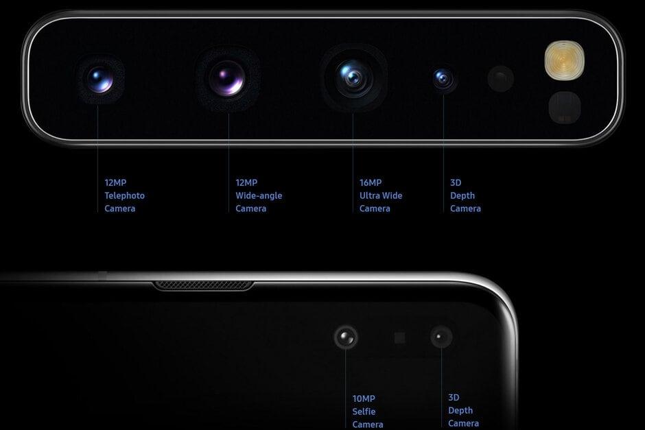 Galaxy S11: a bordo molteplici sensori 3D?