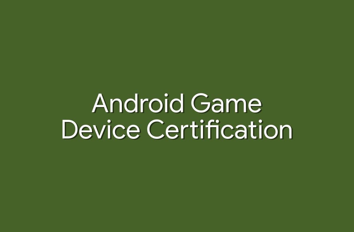Il gaming riceve sempre più attenzioni: Google al lavoro su una certificazione per smartphone (foto)