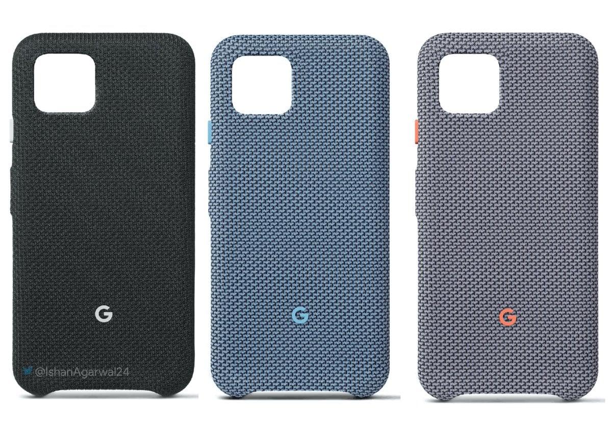 Ecco le cover Google dei Pixel 4: guardate che belle (foto)