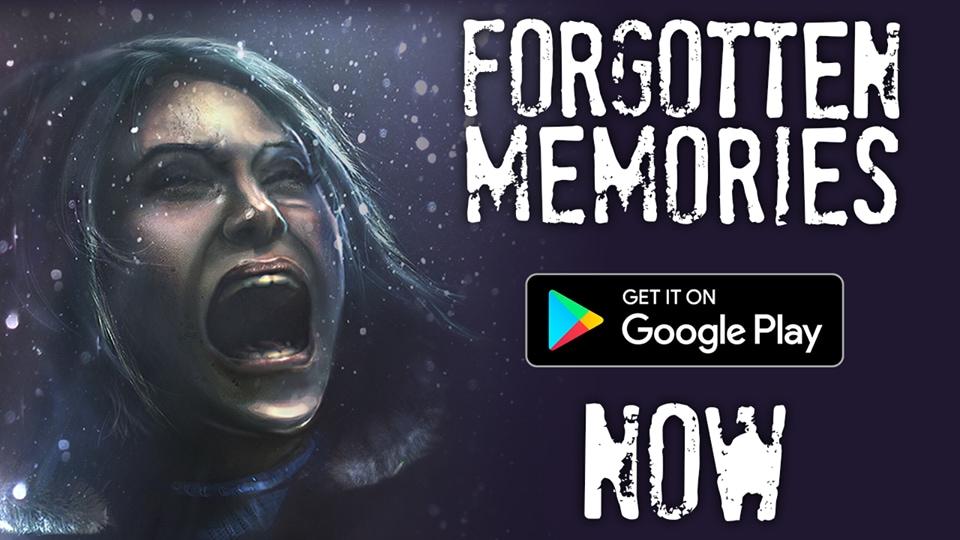 Forgotten Memories approda ufficialmente su Android, in sconto per pochi giorni