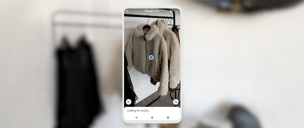 Se vi trovate negli Stati Uniti, ora potete lasciarvi ispirare da Google Lens anche per l'abbigliamento