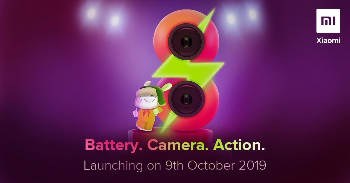 Vento di novità in casa Xiaomi: Redmi 8 il 9 ottobre ed un nuovo quad-camera all'orizzonte (foto)