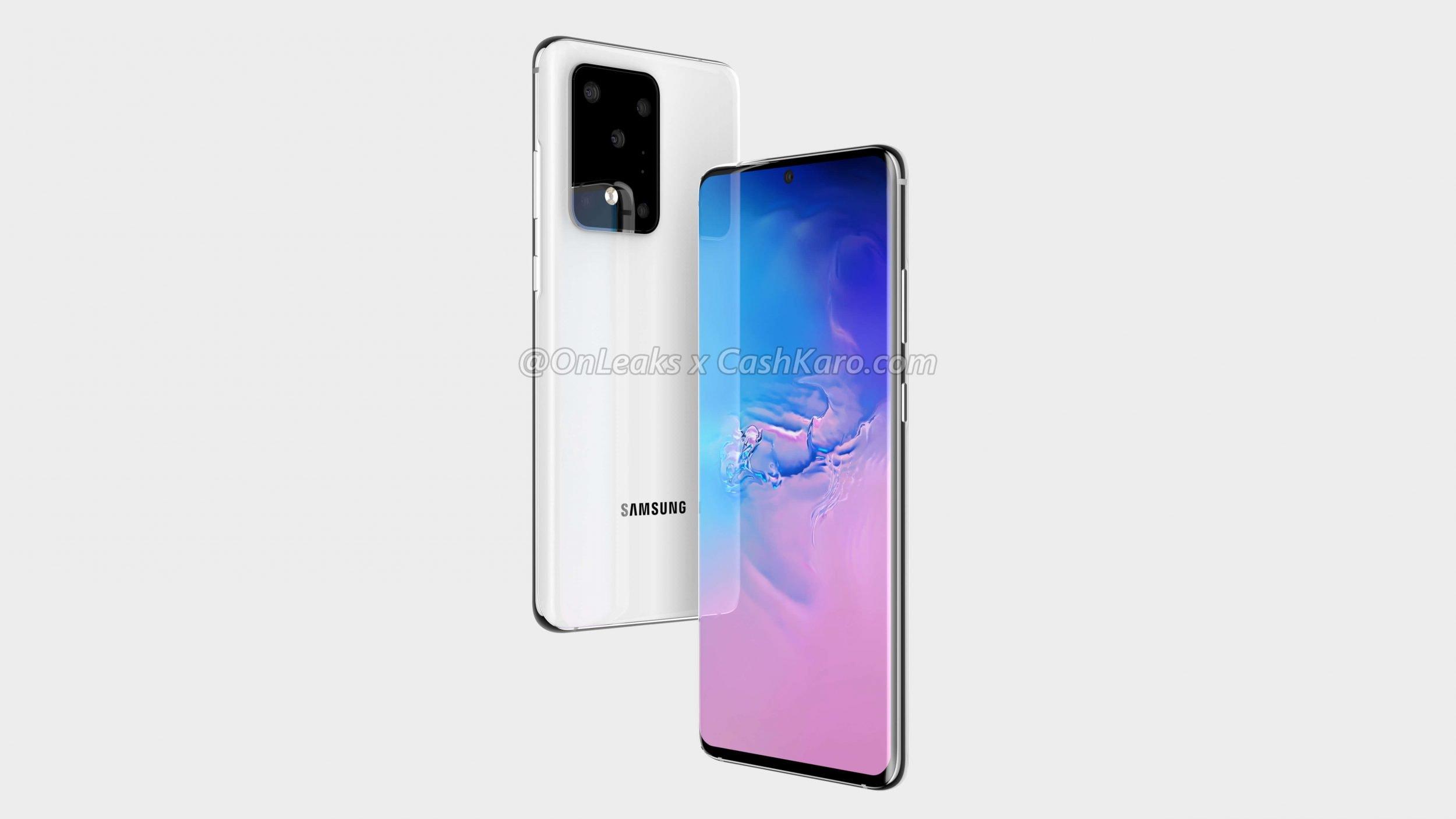Samsung cerca l'affondo: S11 e nuovo Fold a conchiglia con super fotocamere, ed S11+ con ben 5.000mAh