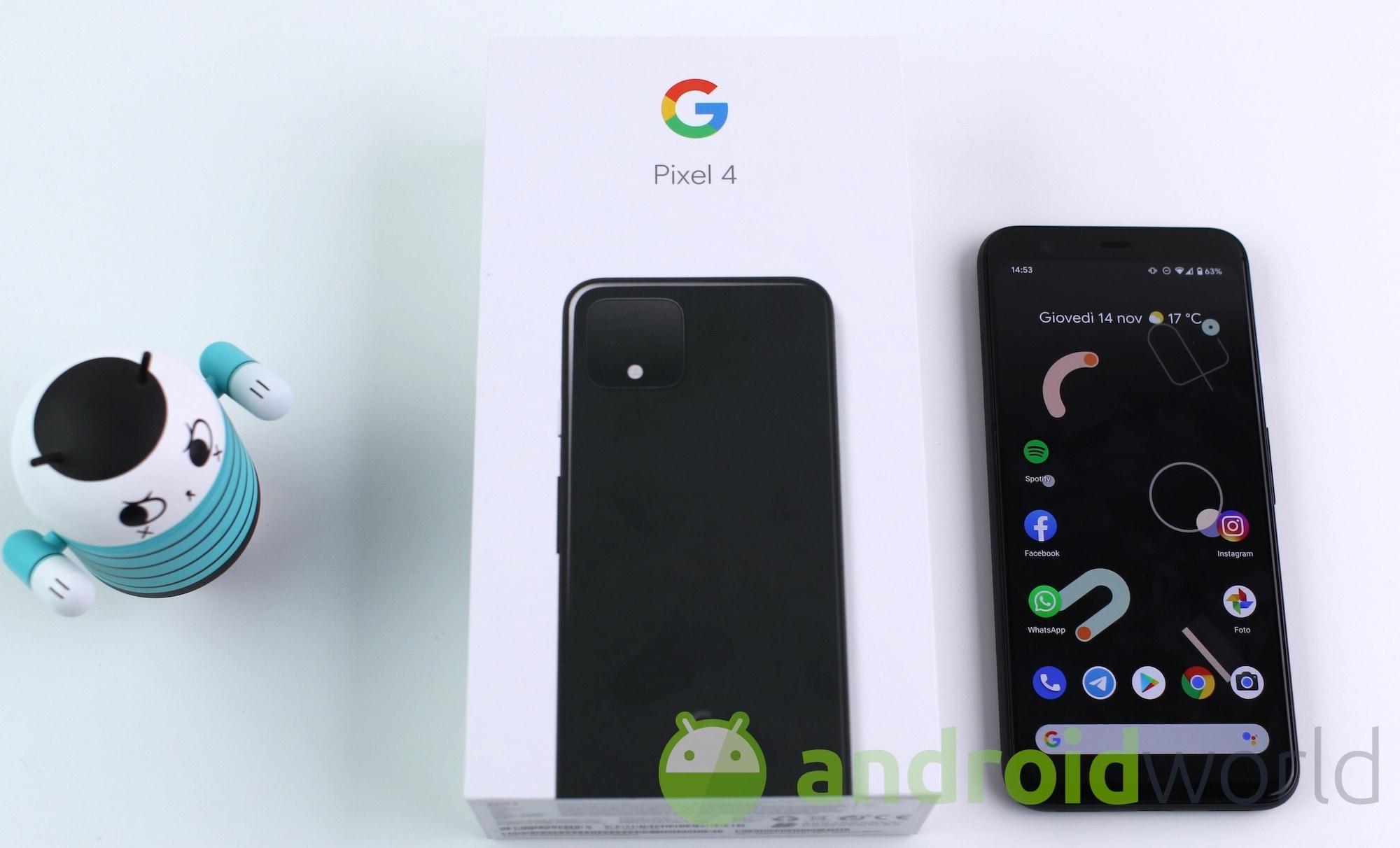 Google Pixel 4 01