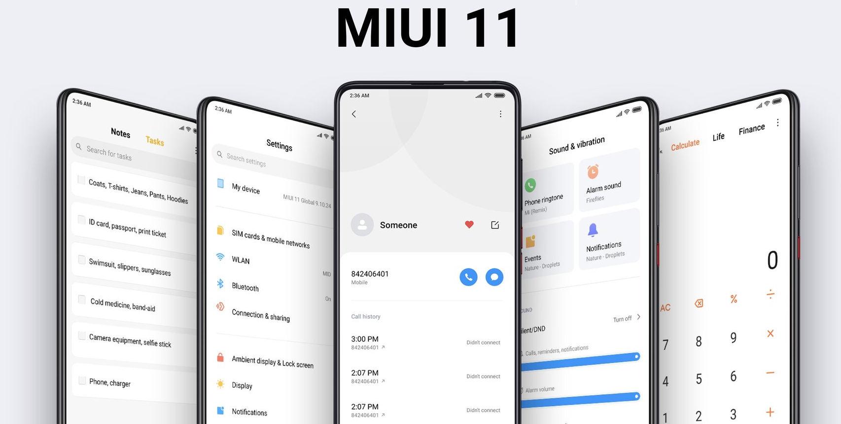 Xiaomi cerca beta tester per MIUI 11: ecco come partecipare se avete un Redmi 7A/8/8A/Note 8