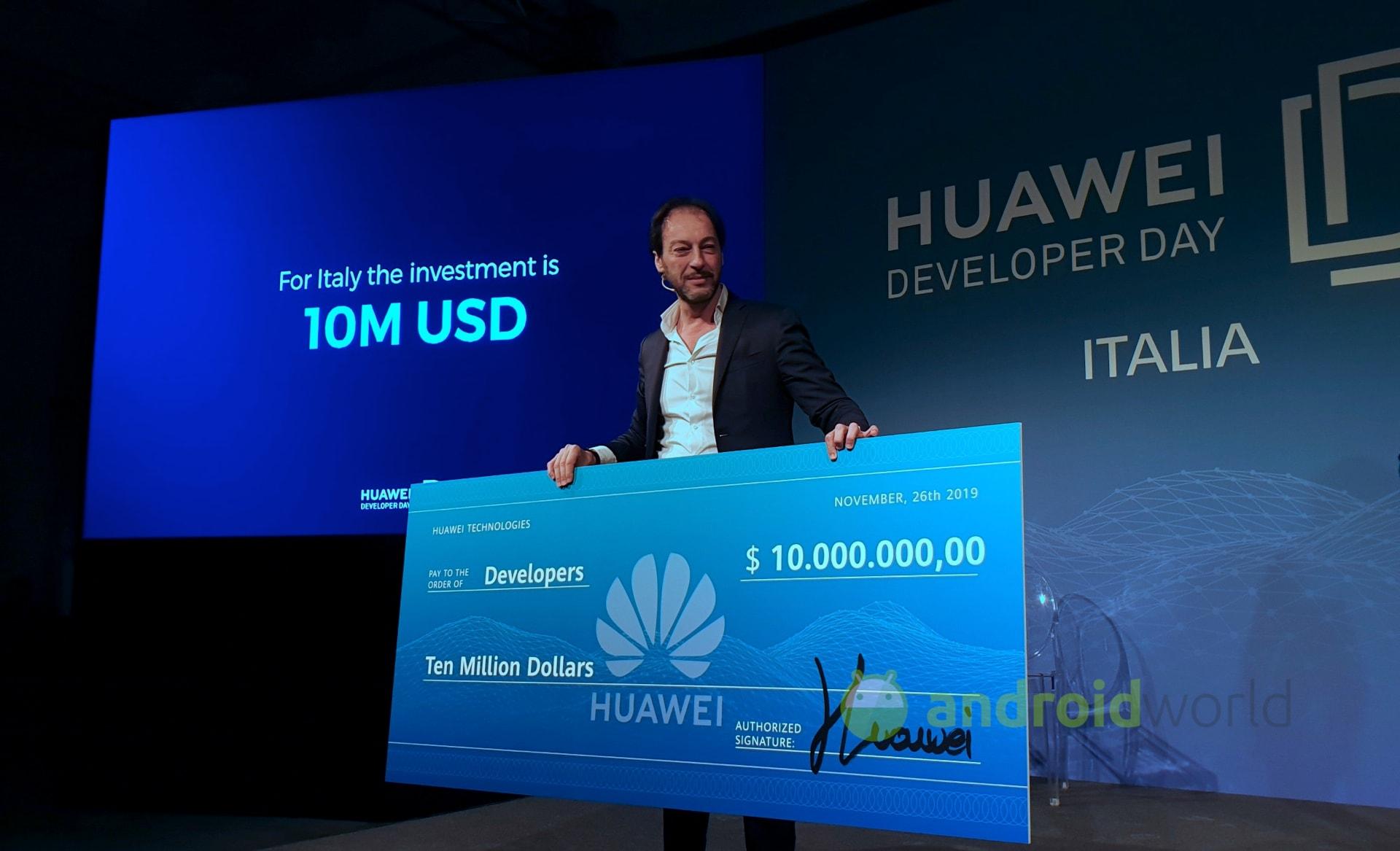 Huawei come Apple e Google: punta ad essere il terzo ecosistema al mondo
