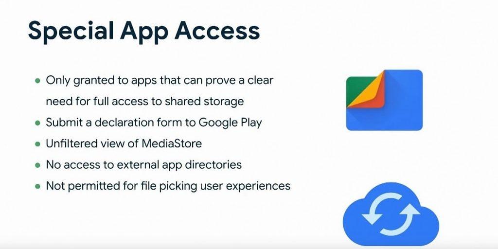 I File Manager di Android dovranno chiedere il permesso a Google per esistere (foto e video)