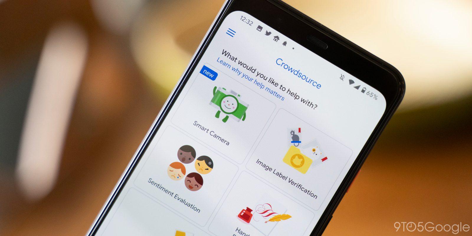Ora Google Crowdsource mette in classifica i collaboratori e vi fa testare il riconoscimento degli oggetti (foto)