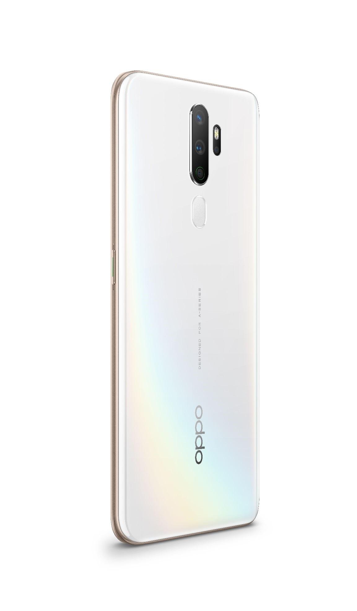 OPPO A5 (2020) ufficiale: tanta batteria e tante fotocamere a meno di 200€
