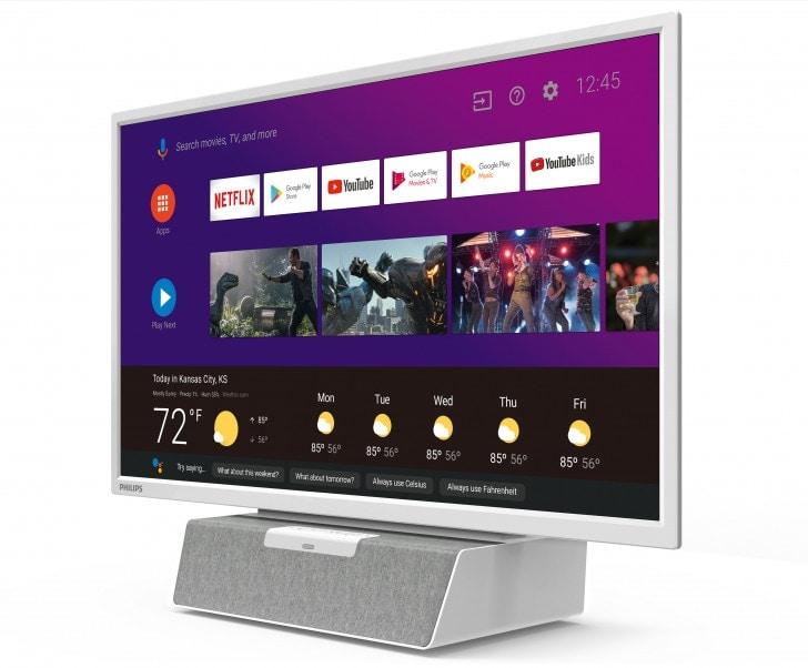 Cercate un'Android TV piccola? Philips potrebbe averla appena presentata (foto)