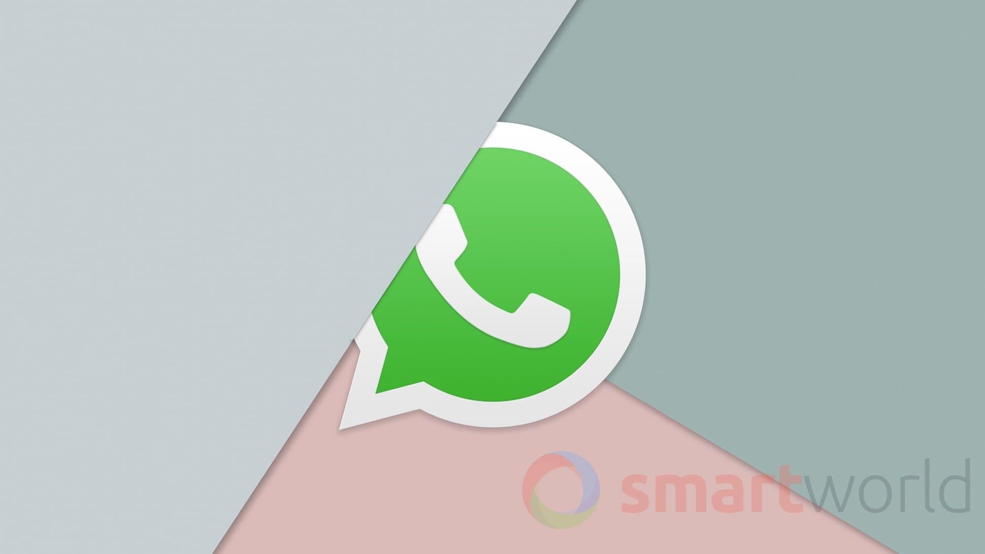 WhatsApp si prepara alla divisione per categorie dei contatti, e ci notificherà quelli che blocchiamo (foto)