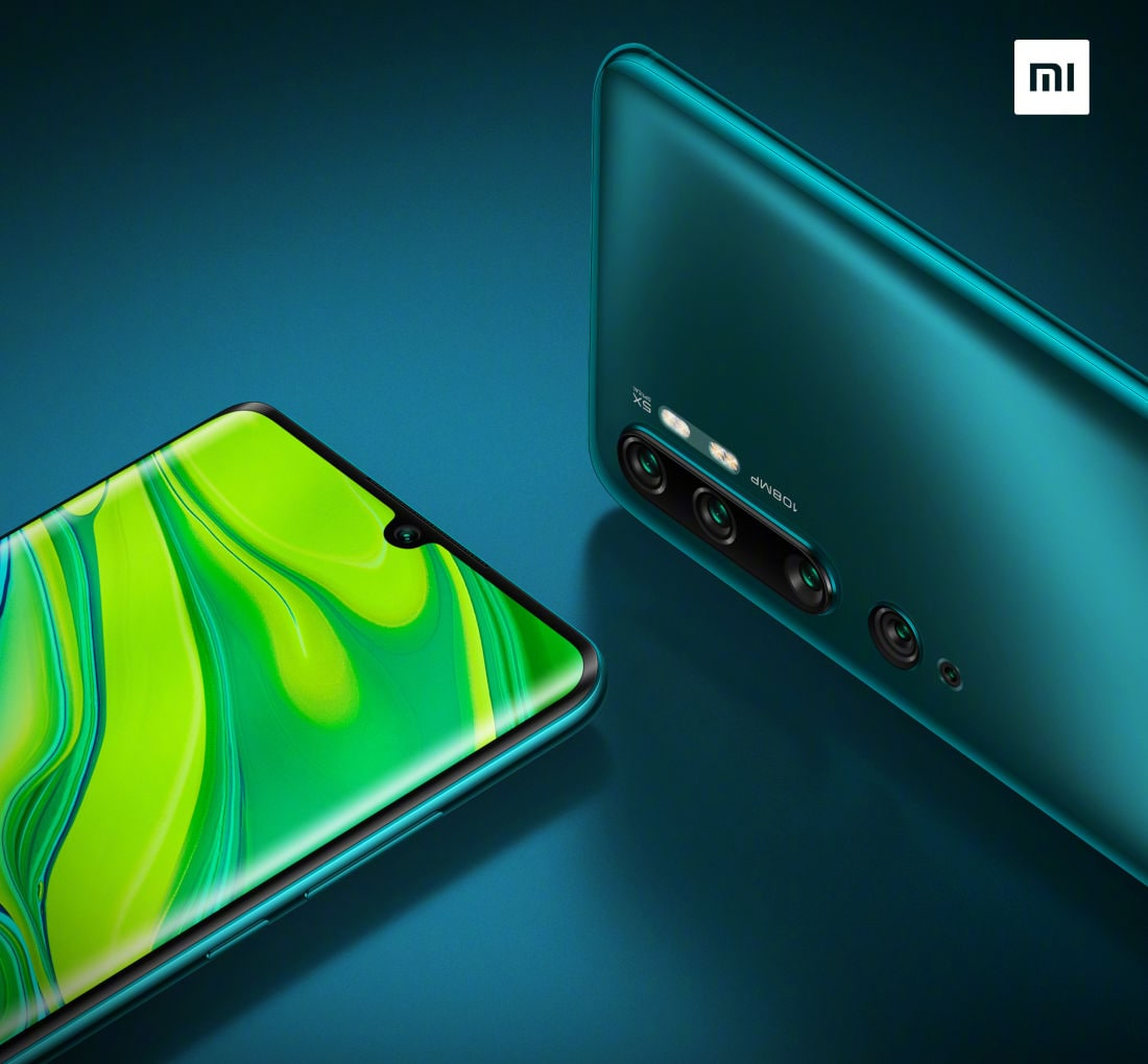 The audio of Xiaomi Mi CC9 Pro Premium Edition tested by DxOMark: it did not go as well as for the camera
