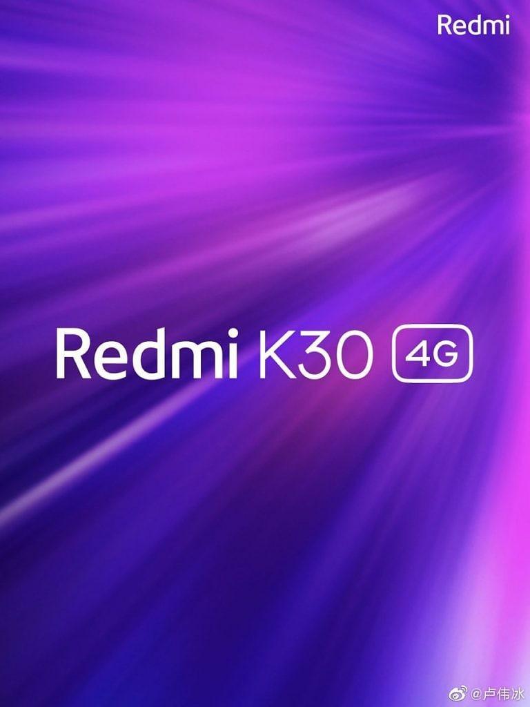 Redmi K30: nuovi dettagli sulla fotocamera da 64 MP e variante LTE (foto)