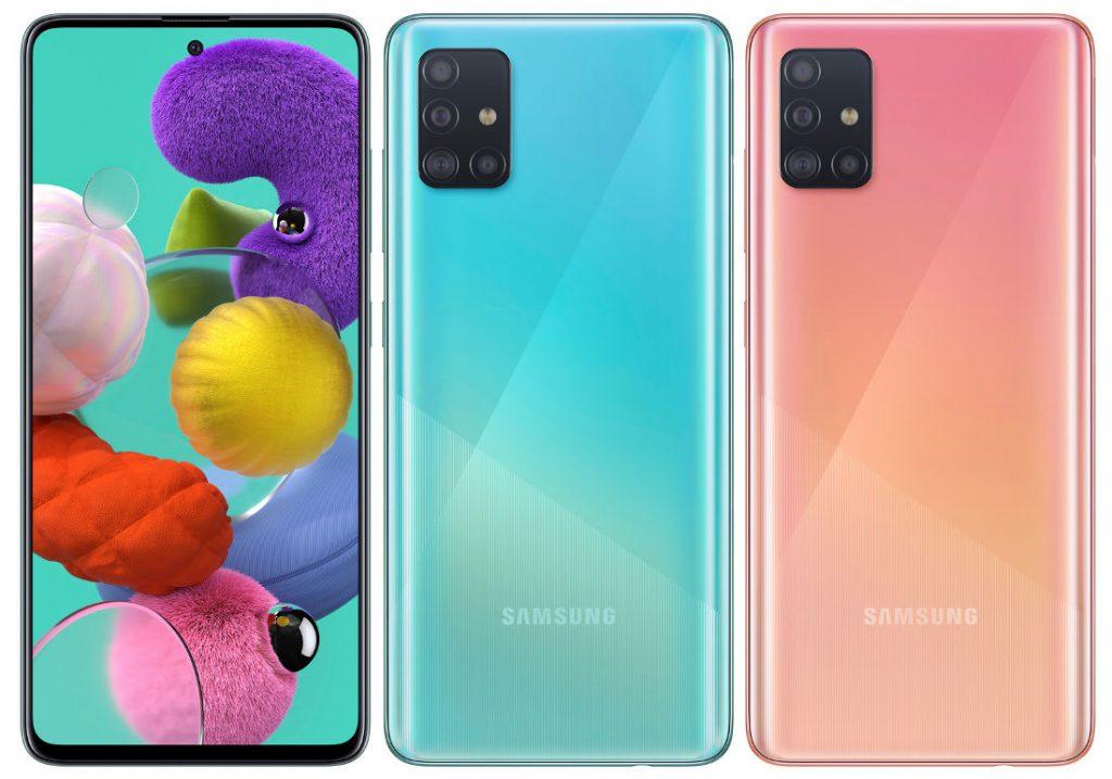 Samsung Galaxy A51 è ufficiale e si candida ad essere il miglior Galaxy A di sempre (foto)