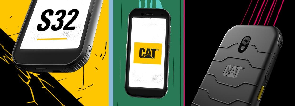 Cat presenta il nuovo rugged phone per eccellenza: la solita resistenza, la solita batteria e anche Android 10 (foto)