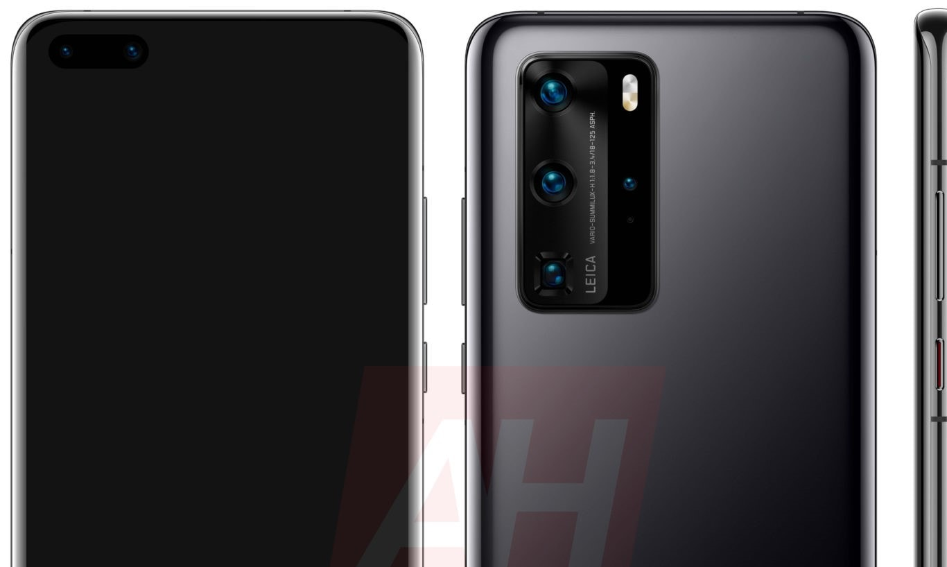 Huawei P40 will have a sensor from Sony on board, but it will not reach 108 MP