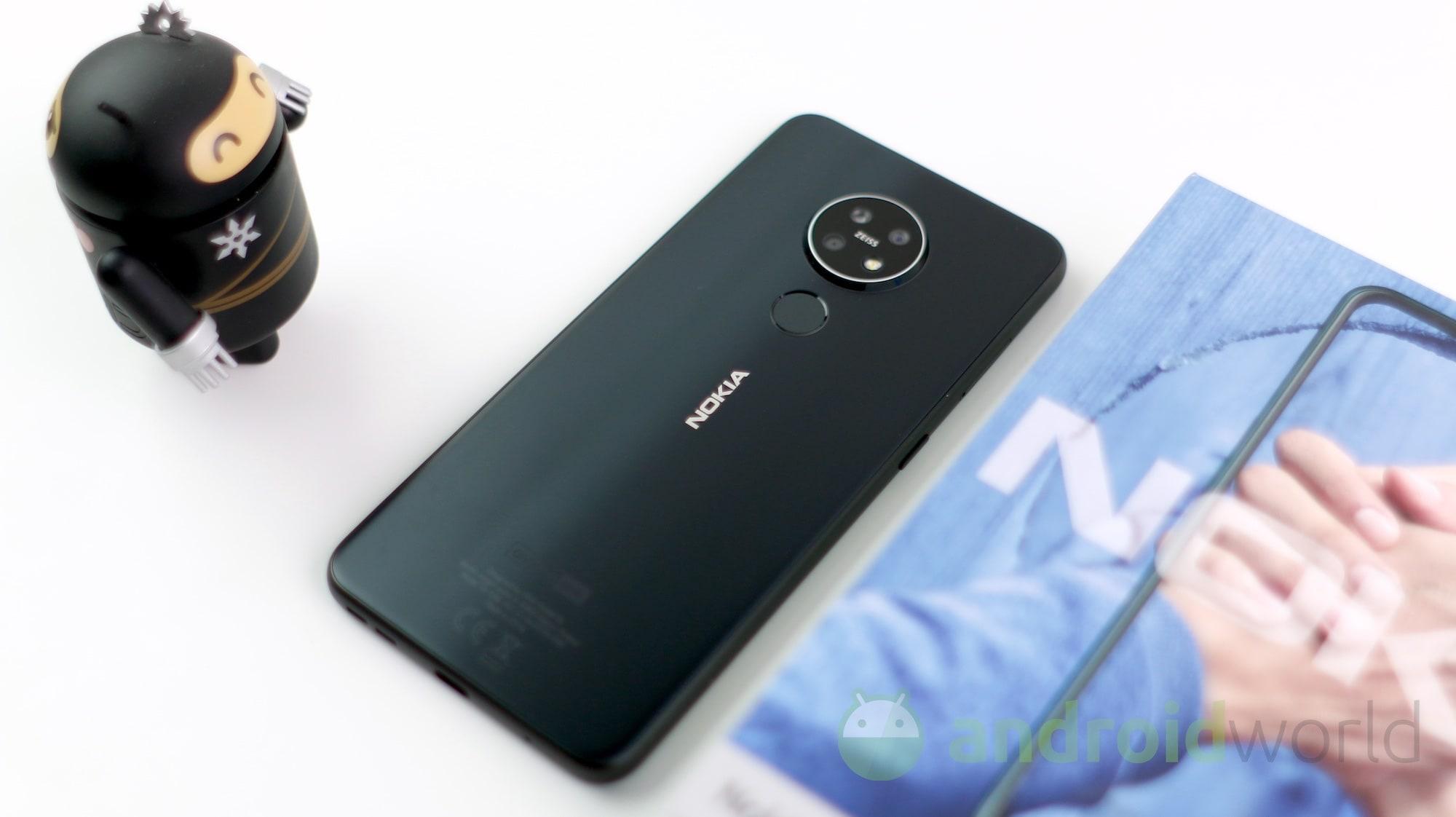 Android 10 arriva su Nokia 3.2, Nokia 4.2 e Nokia 7.2 anche in Italia!