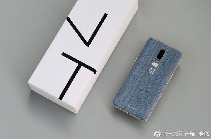 OnePlus-6-Wood-Blue-2