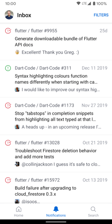 github-android-hands-on-inbox