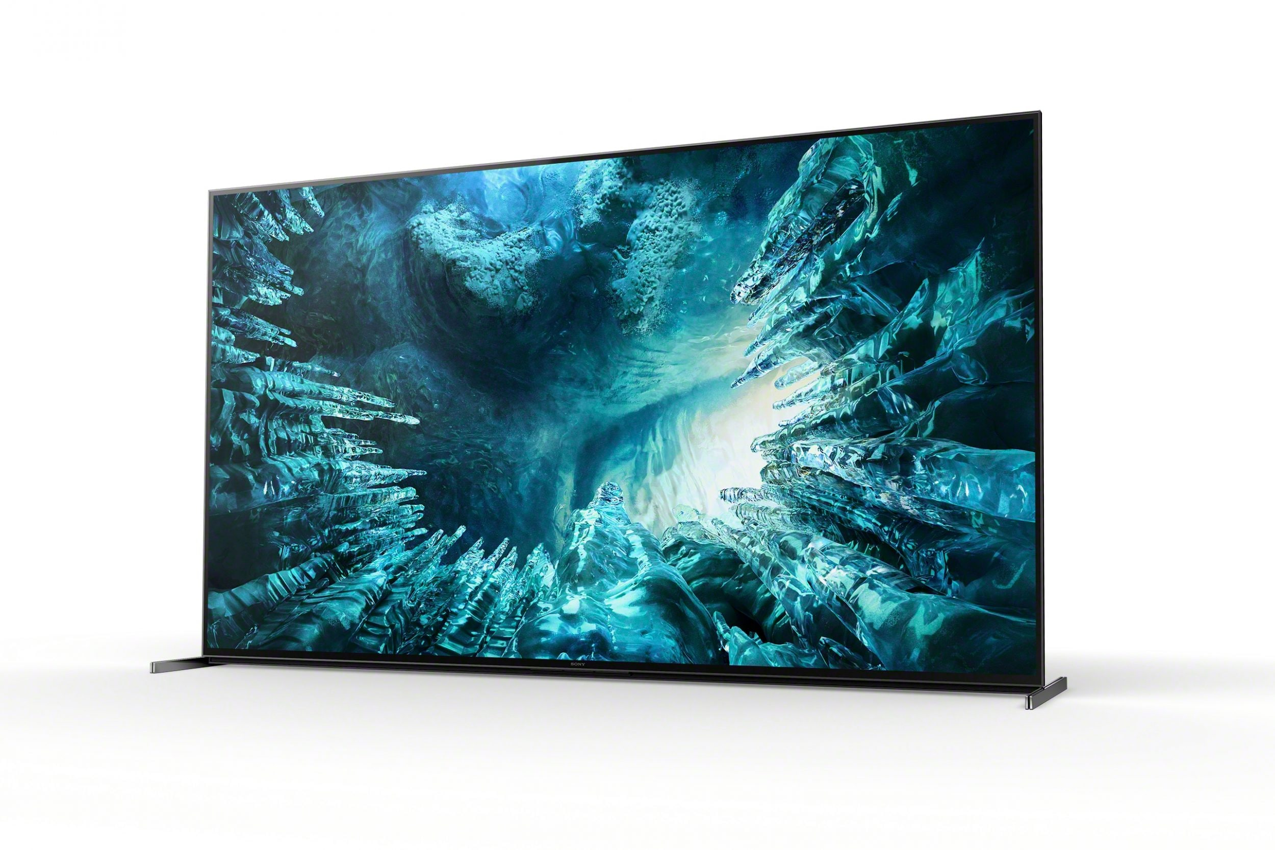 Sony svela nuovi televisori con Android TV per tutti i gusti: Full Array 8K e 4K, OLED 4K, dai 43 a