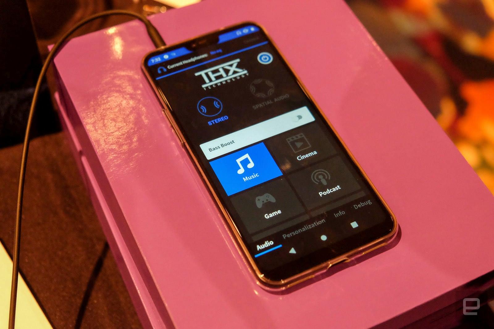 THX vuole portare il suono surround sugli smartphone e gli bastano solo due speaker (foto)