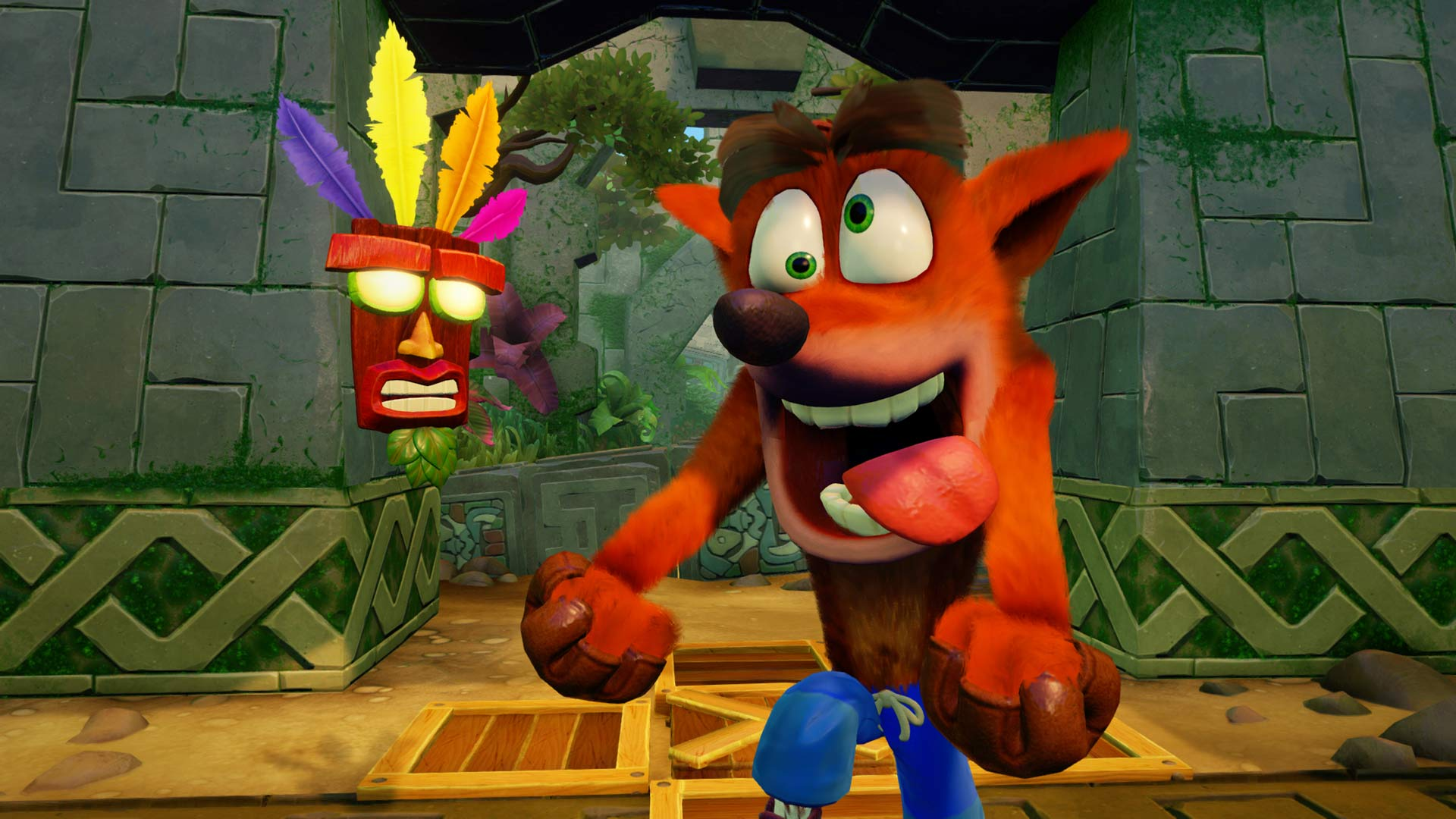 Crash Bandicoot: On the Run! in arrivo a fine marzo, nel frattempo potete registrarvi (video)