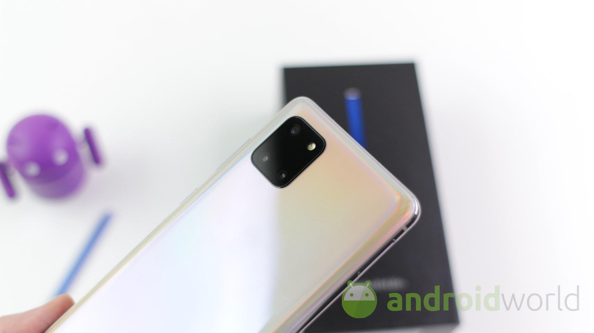 La serie Galaxy Note 10 si aggiorna: arrivano le patch di sicurezza di maggio e altri miglioramenti
