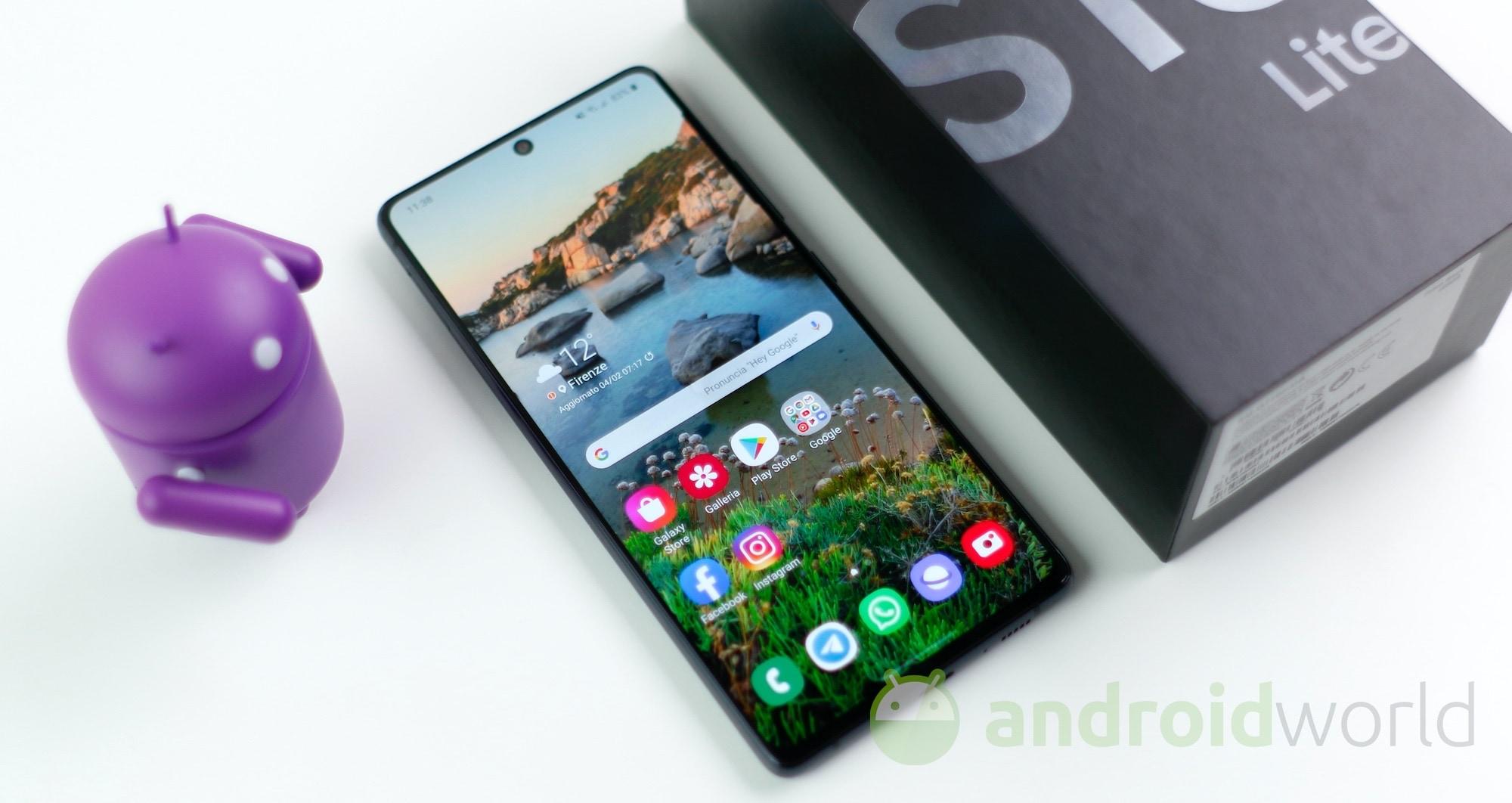 Samsung Galaxy S10 Lite def 03