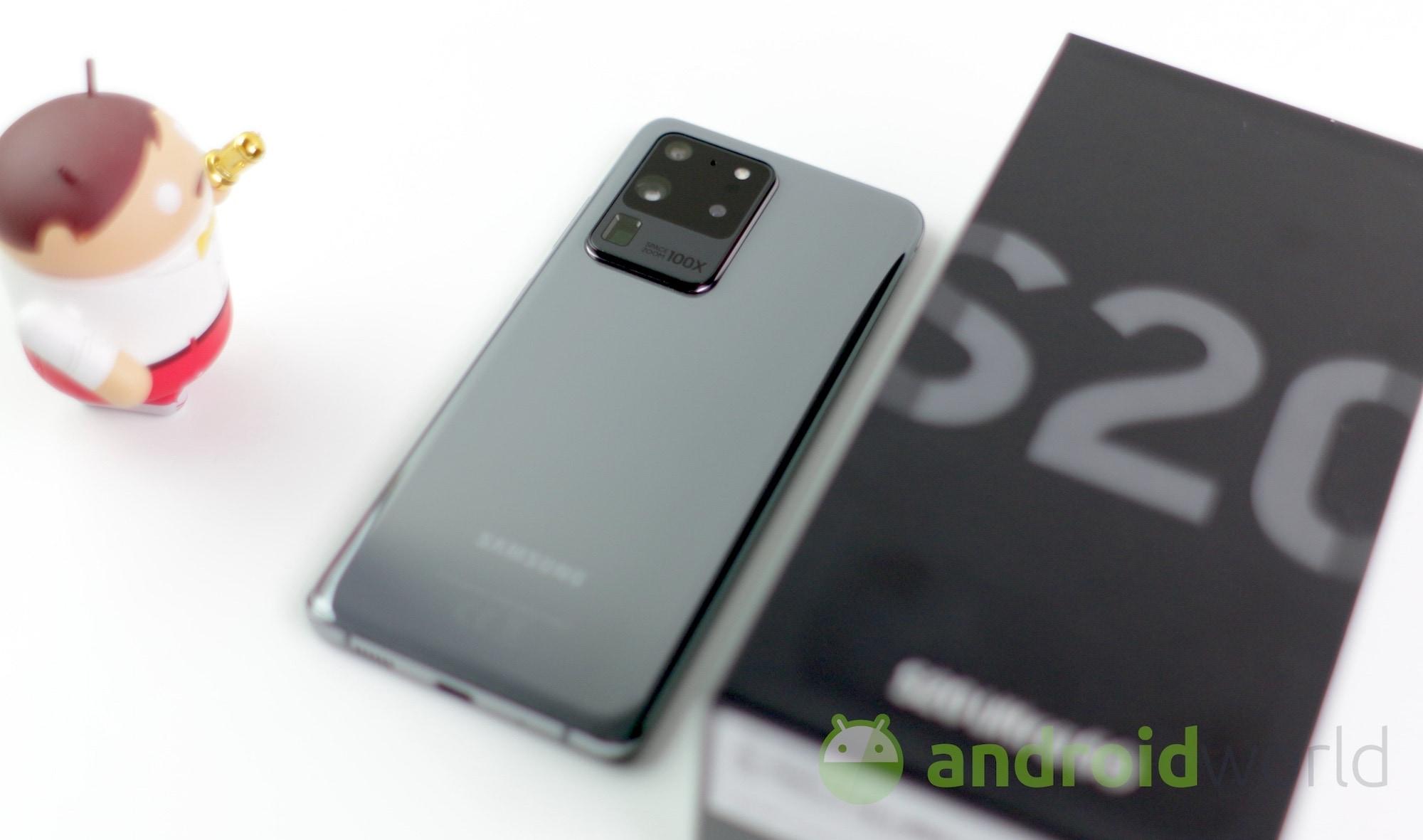 La fotocamera di Galaxy S20 Ultra è da top ma non batte l'armata cinese, per DxOMark è sotto Xiaomi, OPPO e Huawei (video e foto)